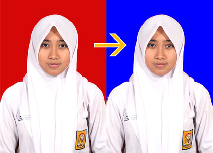 Cara Mengubah Warna Background Foto Di Photoshop Contohtext