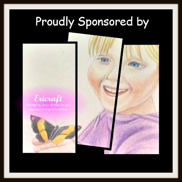 Sponsor - Ericraft Digital Stamps