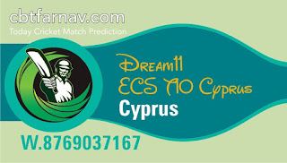 Today match prediction ball by ball ECS T10 Cyprus Limassol Gladiators CC vs Cyprus Mouffions CC 100% sure Tips✓Who will win Gladiators vs Mouffions Match astrology