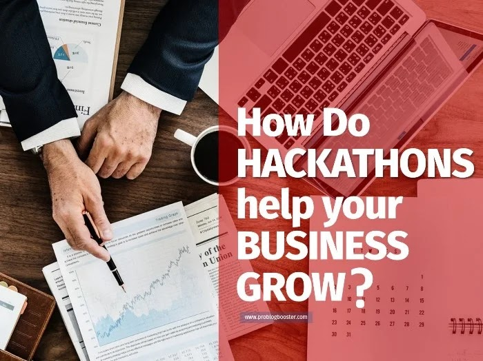 Hackathons to grow business