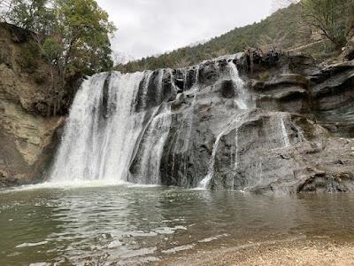 龍門の滝 その2