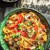 Asian Bali noodles Recipe