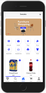 Sweaka E-commerce