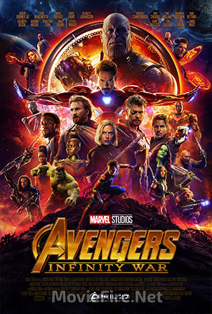 Avengers: Infinity War (2018) 1080p