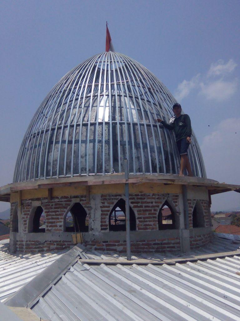 bentuk kubah masjid jual kubah masjid