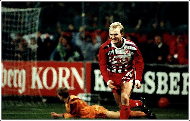 Kaiserslautern Barcelona 1991-92