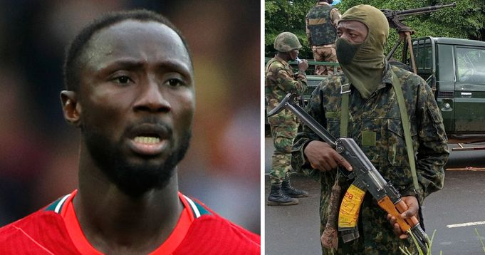 Liverpool confirm Keita safety amid military coup in Guinea