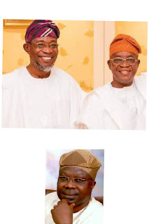 Will Omisore be able to rescue Oyetola from Aregbesola's grasp?