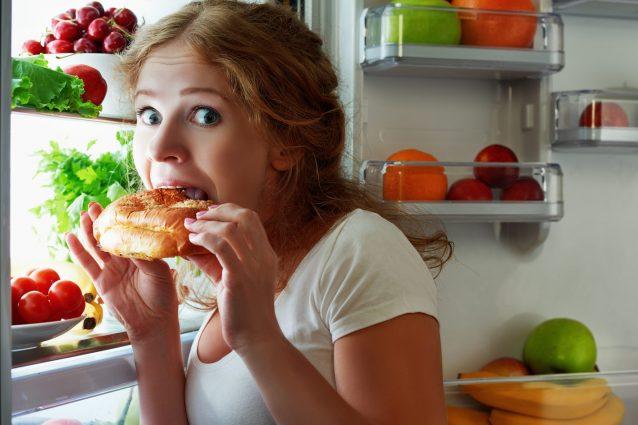 فقدان الوزن - الاكل -العاطفي