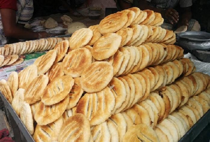 Bakarkhani Bangladeshi Food