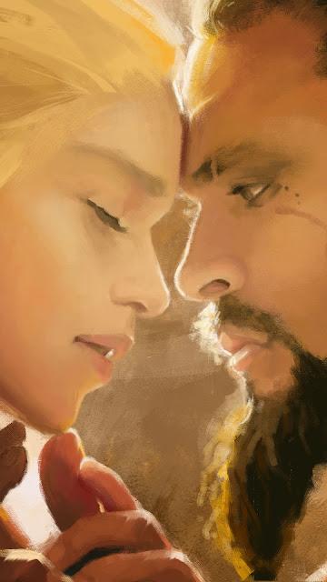 GOT Love couple  Whatsapp Background Wallpaper HD