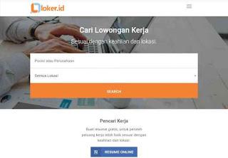 Website loker