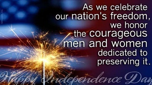 4Th Of July Quotes Inspiration Best 15 Fourth  4Th Of July Quotes 2017  Usa Independence Day .