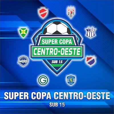 Acontece em Março a Super Copa Centro-Oeste Sub15, que terá a participação de oito equipes