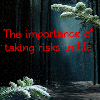 The Importance of Taking Risks in Life ( A Story)