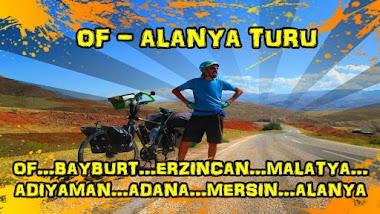 2019 Of - Alanya Bisiklet Turu