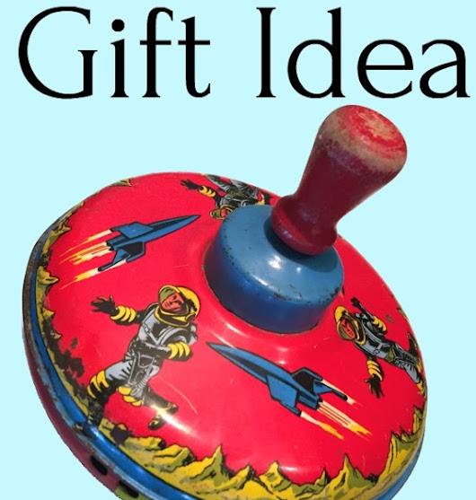 Gift Idea - A Treasure from the Past Gifted with Something New