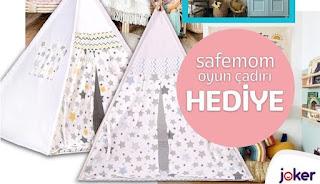Çocuk Oyun Çadırı Hediye