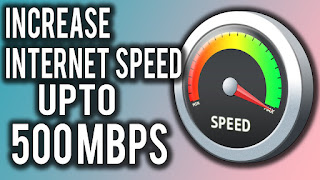 How to increase Internet speed in 2020