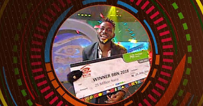 Miracle wins bbnaija 2018 edition