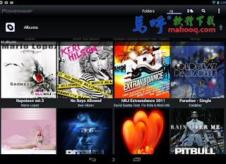 Poweramp APK / APP Download,免費好用的手機 MP3 音樂播放器軟體 APP 下載,Android 版
