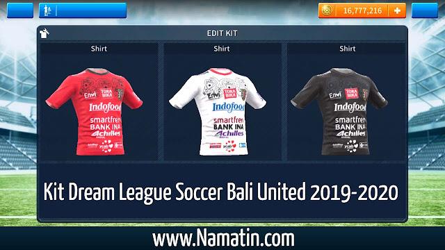 Kit Dream League Soccer Bali United