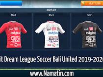 Logo & Kit Dream League Soccer Bali United 2019-2020