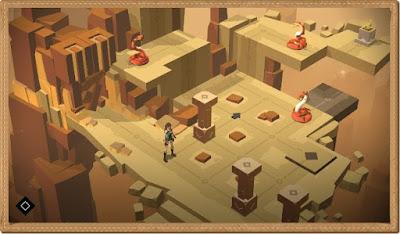 Lara Croft GO Free Download PC Games