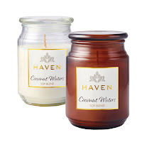 Affordable Stocking Stuffer Ideas for Women - Haven Coconut Waters Candles