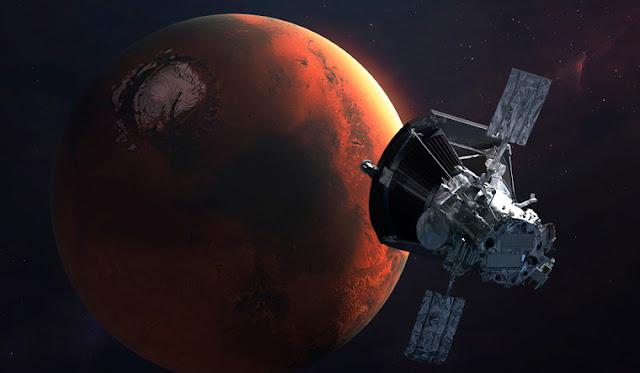 الإمارات ستطلق أول مركبة فضائية في العالم العربي إلى المريخ في يوليو 2020