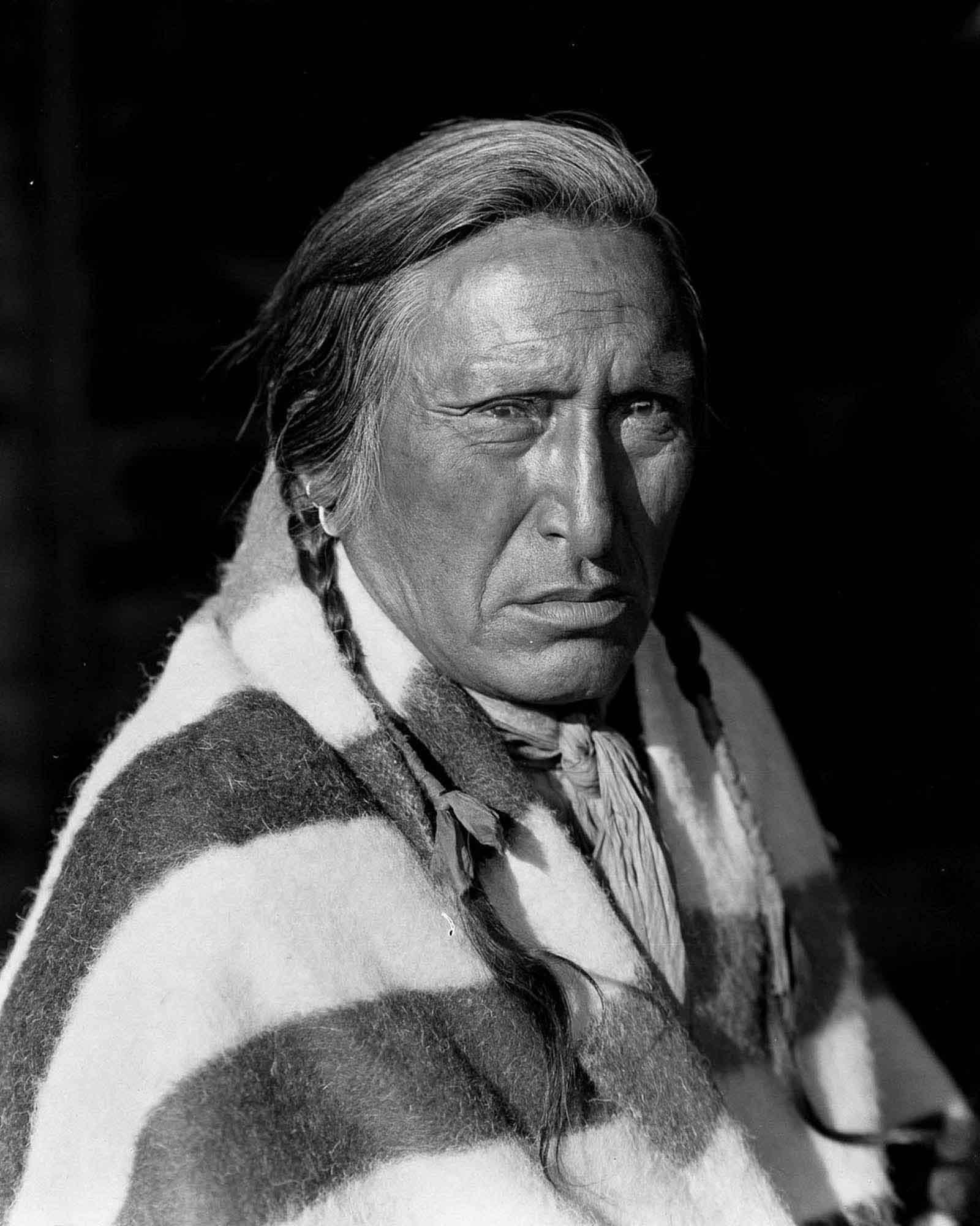 First nations photographs harry pollard