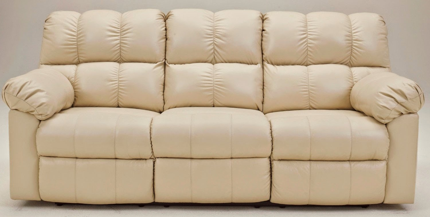 The Best Reclining Sofas Ratings Reviews: Cream Leather ...