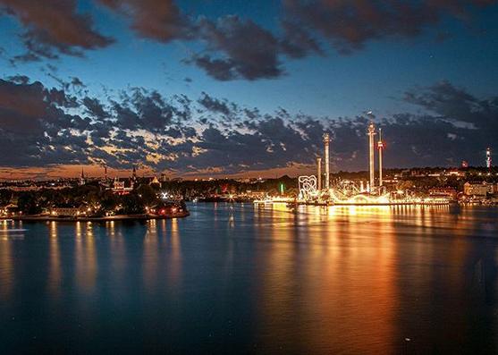 Taman Hiburan Grona Swedia | Wahana Hiburan Tertua Di Dunia