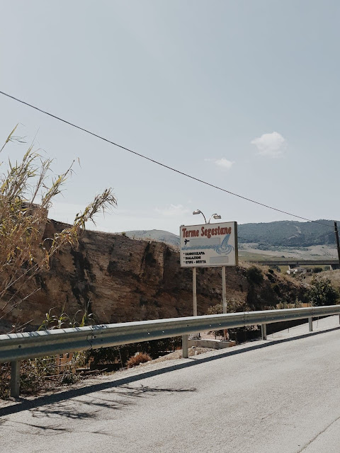 dojazd do Terme Segestane