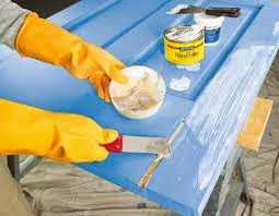 sơn sửa đồ gỗ