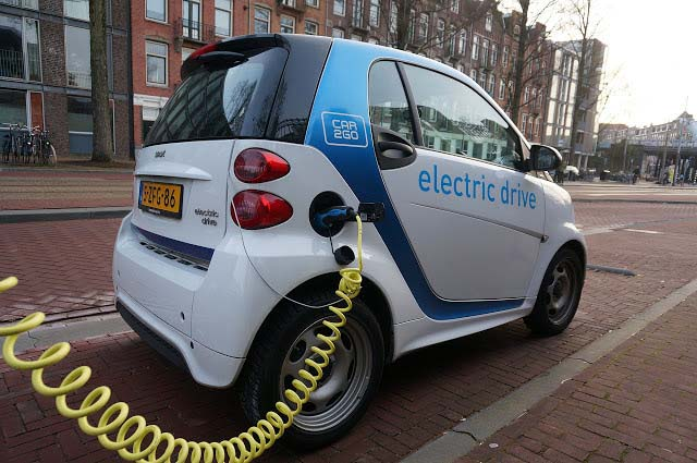 Know easily How do electric cars work?Types of Electrical Vehicles