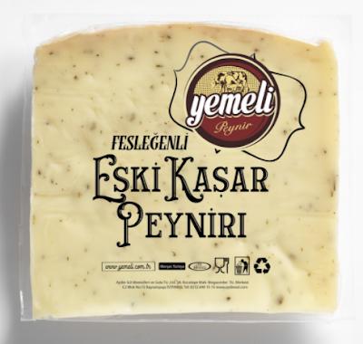 Van & Ezine Otlu Sepet Peyniri - Fesleğenli Eski Kaşar Peyniri Tadımı ve İncelemesi