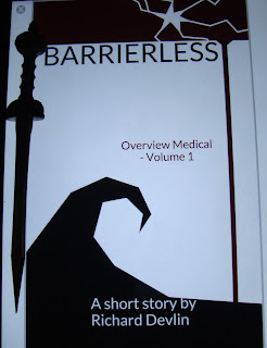 Portada del libro Barrierless, de Richard Devlin