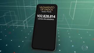 Vazamento de dados expõe 100 milhões de celulares