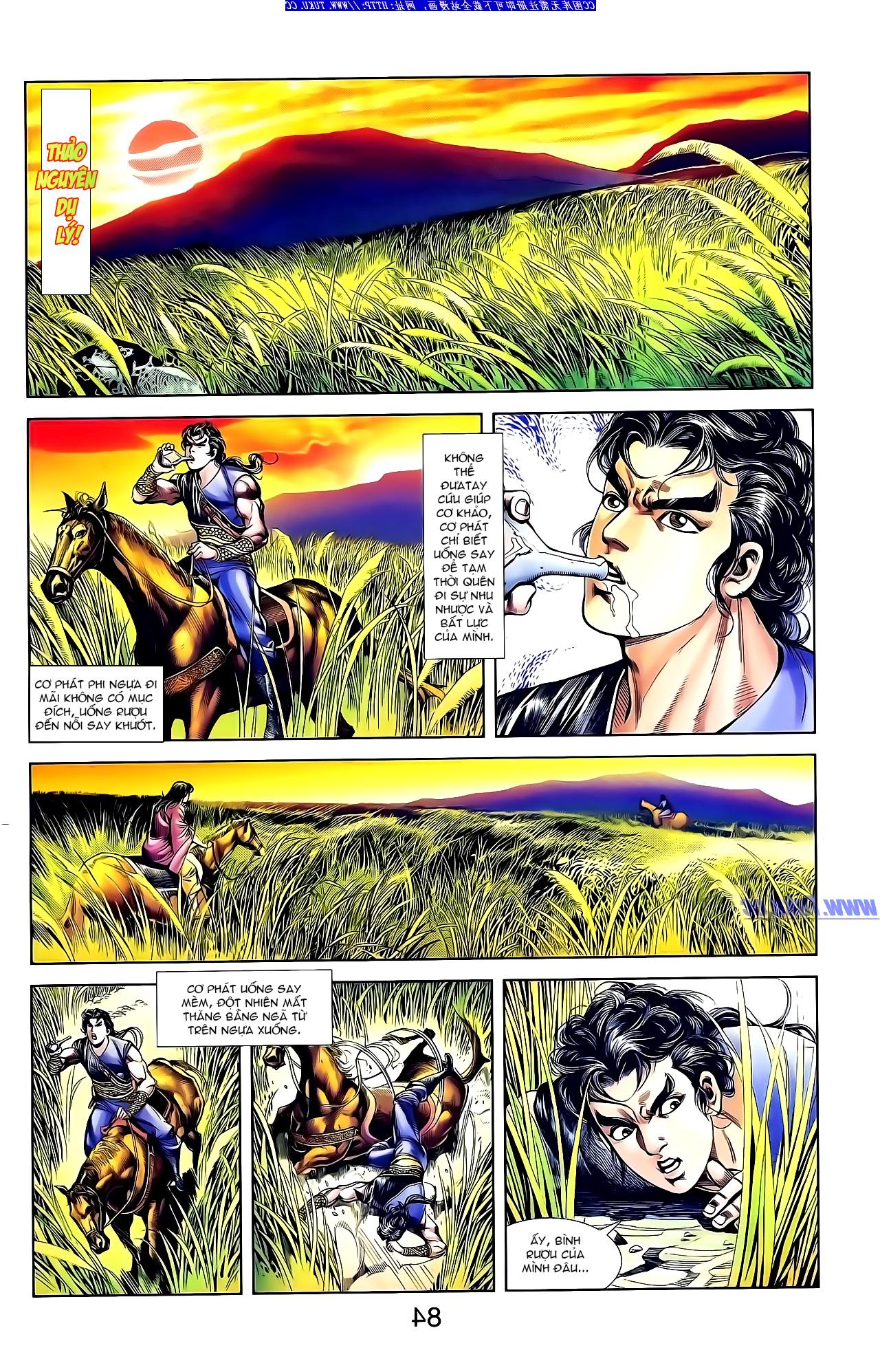 Cơ Phát Khai Chu Bản chapter 146 trang 6