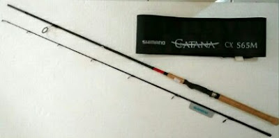 Reel Pancing Shimano Catana CX