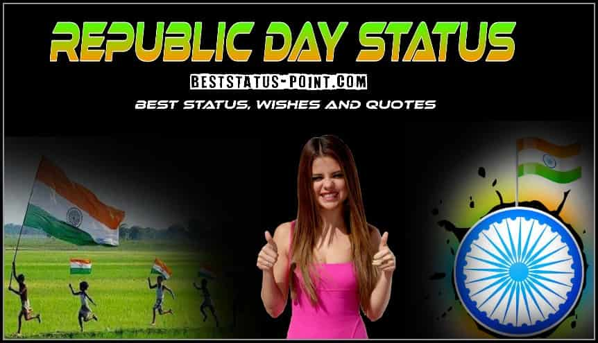 Republic Day Wishes and 26 January Status