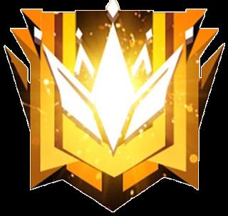 Logo Grandmaster Free Fire PNG Transparan