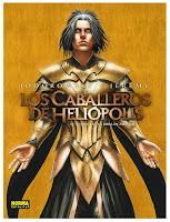 Caballeros Heliópolis de Jodorowski