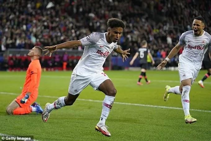 Salzburg star Adeyemi 'favours a move to Bundesliga' despite Liverpool interest