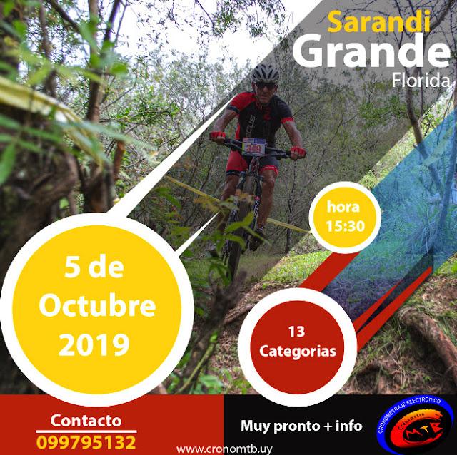 MTB - Sarandí Grande (Florida, 05/oct/2019)