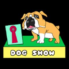 Popular Bulldog Dogs Cute Sticker