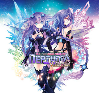 Hyperdimension-Neptunia­-Re;Birth3-V-Generation