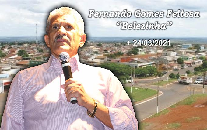 LUTO - Novo Gama perde uma das suas referências políticas. Morre Belezinha!