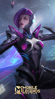 Natalia Grim Strangler Heroes Assassin of Skins